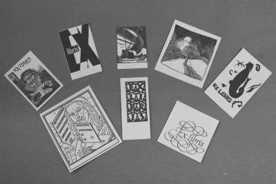 Uneeda Bookplates / Mindell Dubanksy; et.al.; Center for Book Arts