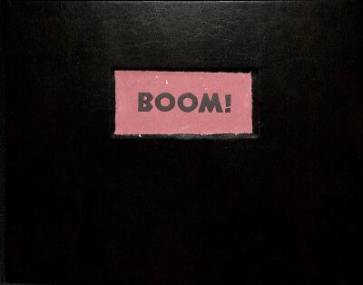 Boom!: A Summary of the Paper Landmine Print Project / John Risseeuw