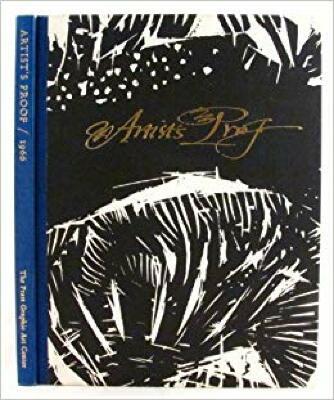 Artist's proof : A journal of printmaking , volume vi , numbers 9-10 , 1966 / The Pratt Graphic Art Center