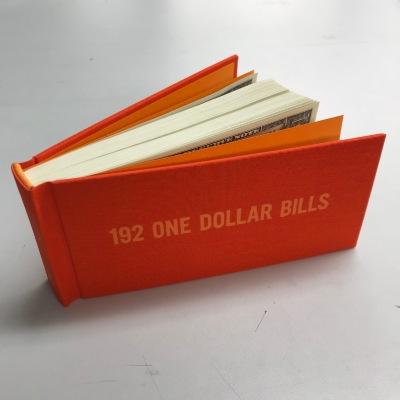 192 One Dollar Bills / Ben Denzer
