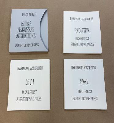 Moire Hardware Accordions / Dikko Faust
