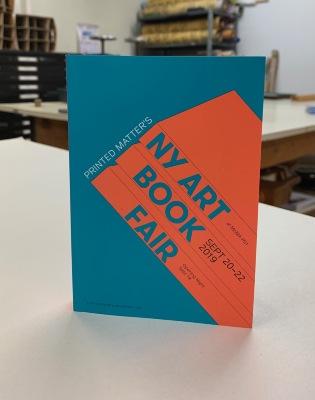 [2019 Printed Matter's NY Art Book Fair catalog] / Printed Matter