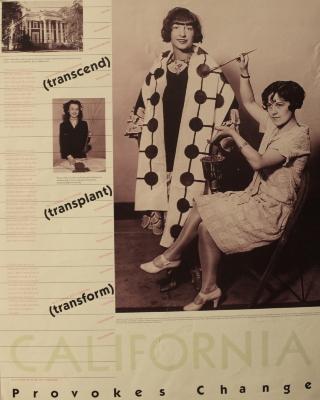 California Provokes Change / Susan E. King