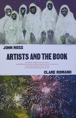 Artists and the Book / John Ross and Clare Romano