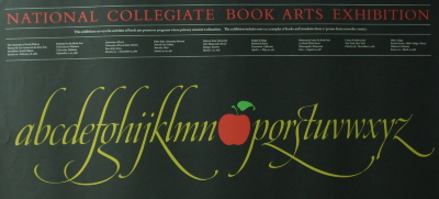 National Collegiate Book Arts Exhibition : This Exhibition Surveys the Activities of Book Arts Presses or Programs Whose Primary Mission is Education : The Exhibition Includes Over 140 Examples of Books and Broadsides From 27 Presses Across the Country ... / University of South Dakota Art Department ; University of South Dakota Art Galleries.