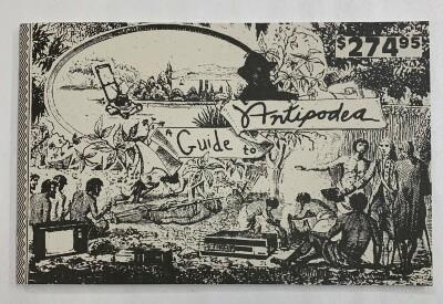 A Guide to Antipodea / François Deschamps
