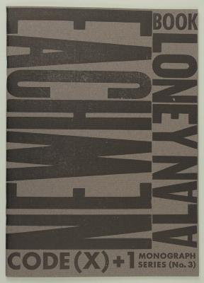Each New Book / Alan Loney
