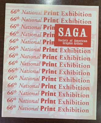 66th national print exhibition / published by Society of American Graphic Artists