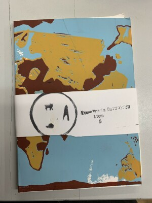 Encyclopedia Destructica: Volume Atum, Issue the Third / Christoper Kardambikis, Jasdeep Khaira, Tom Weinrich; edited by Erin Pischke