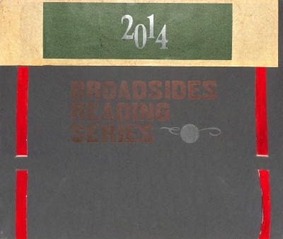 2014 Center Broadside Reading Series / The Center for Book Arts