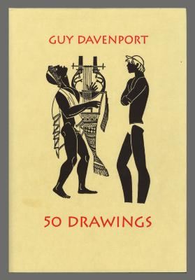 50 Drawings / Guy Davenport