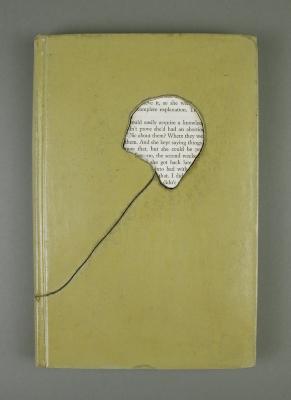 [Altered Book] / John Latham