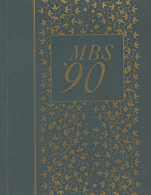 Catalog, Miniature Book Competition: '90 / Valentine Jerome Poska; Miniature Book Society.