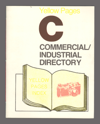 Yellow Pages / Phillip Zimmermann