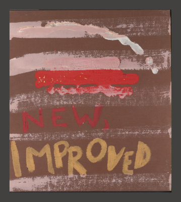 New, Improved / Jane Freeman