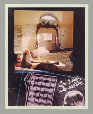 A Close Brush With Reality: Photographs and Writings 1972-1981 / Bart Parker