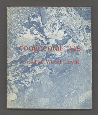 Continental 34s / Annabel Wood Levitt