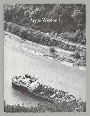 Aggie Weston's No.16, Winter 1979 / Richard Long