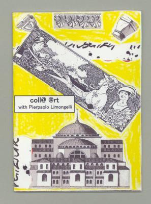 Colle@@art with Pierpaolo Limongelli / Keiichi Nakamura; Pierpaolo Limongelli