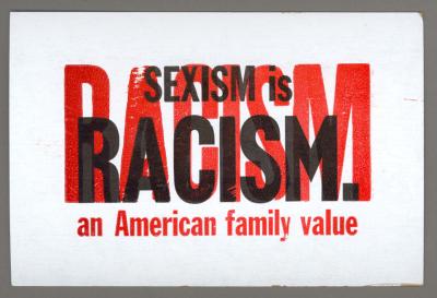 [Racism] / Amos Paul Kennedy Jr.