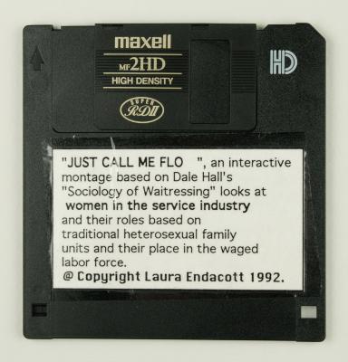 Just Call Me Flo / Laura Endacott
