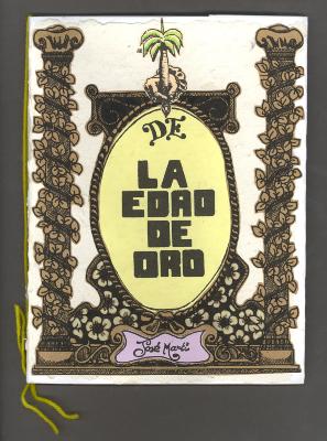 De la Edad de Oro / Iosmey Barbier, text by Jose Marti, Ediciones Vigía