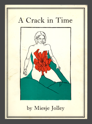 A Crack in Time / Miesje Jolley