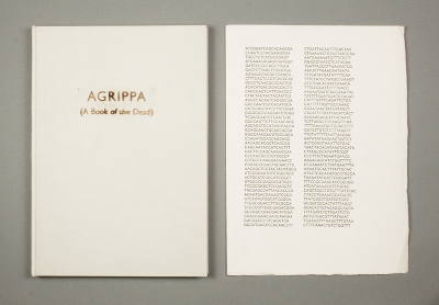 [Agrippa (A Book of the Dead) ] / William Gibson; Dennis Ashbaugh; Kevin Begos; Peter Pettingill; Karl Foulkes