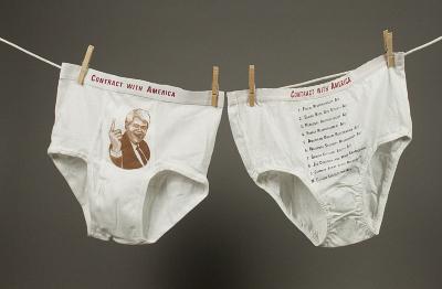 Contract With America Underwear / Ligorano; Reese