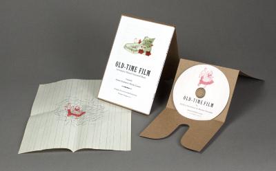Old-Time Film: A Letterpress-Printed Animated Short / Barbara Tetenbaum; Marilyn Zornado