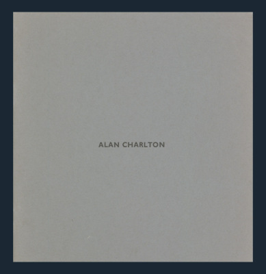 Alan Charlton: 9 Channel Paintings, Each Exhibited Simultaneously in 9 British City Art Galleries, 1977 / Alan Charlton; Lisson Gallery Ltd.