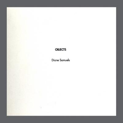 Objects / Diane Samuels