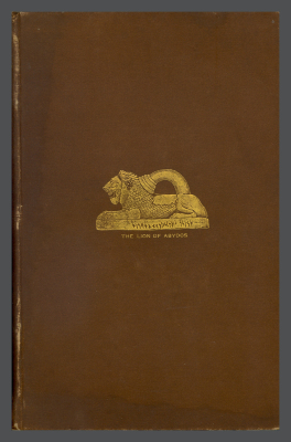 The Alphabet : An Account of the Origin and Development of Letters, Vol. I, Semitic Alphabets / Isaac Taylor