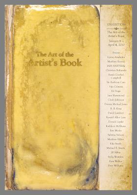 The Art of the Artist's Book / Oakland University Art Gallery