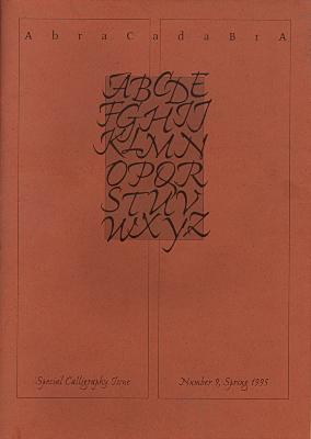 AbraCadaBrA / the Alliance for Contemporary Book Arts