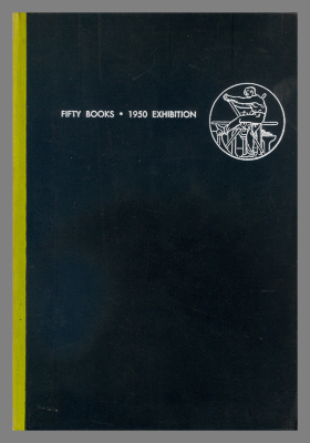 Fifty Books of the Year 1949: 1950 Exhibition / American Institute of Graphic Arts