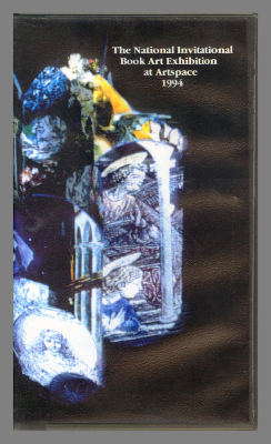 The National Invitational Book Art Exhibition at Artspace, 1994 / Mitzi Humphrey