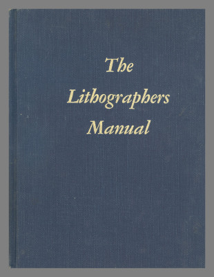 The Lithographers Manual
