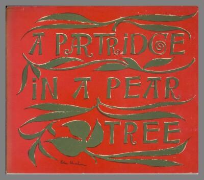 A partridge in a pear tree / Ben Shahn