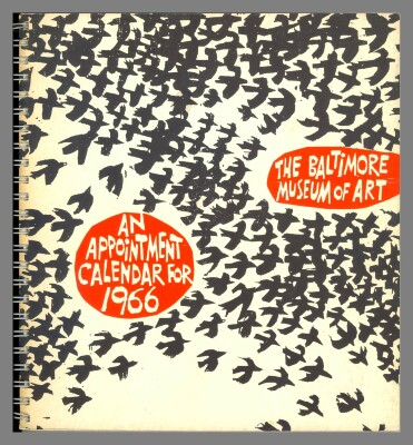 An appointment calendar for 1966 / Antonio Frasconi