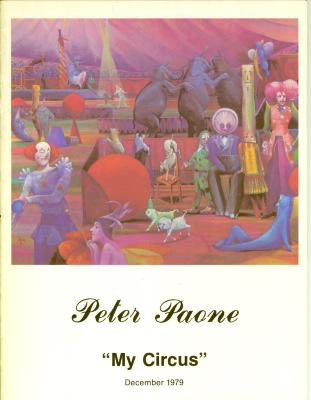 Peter Paone: My Circus / Peter Paone