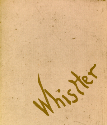 Etchings and Lithographs by James A. McNeill Whistler / James A. McNeill Whistler