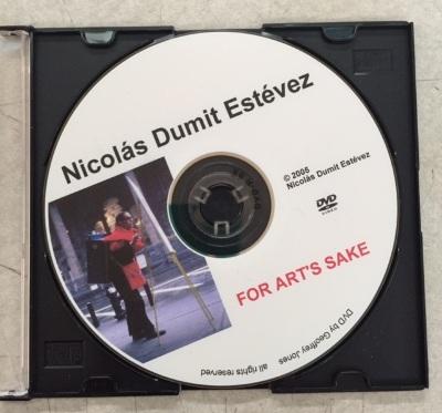 For Art's Sake / Nicolás Dumit Estévez