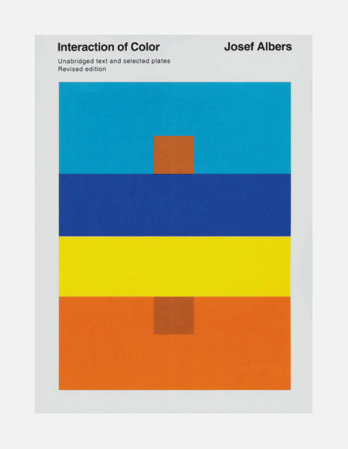 Interaction of Color: Unabridged text and selected plates (Revised Edition) / Josef Albers