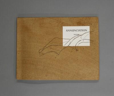 Annunciation / Rachel Zucker