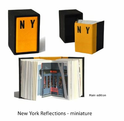 New York Reflections / Leslie Gerry, text by Jan Morris