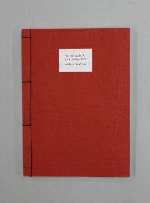Cinnamon Bay Sonnets / Andrew Kaufman; Barry Magid