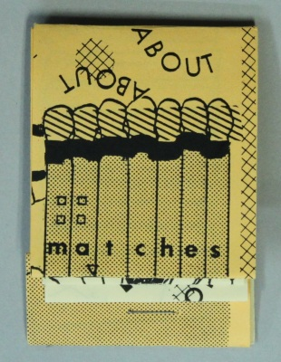 About Matches / Marilyn R. Rosenberg
