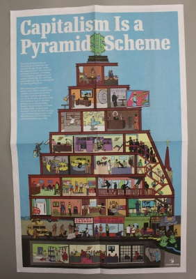 Capitalism Is a Pyramid Scheme / CrimethInc. Ex-Workers' Collective