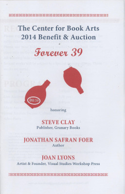 [2014 annual benefit program and auction guide]
